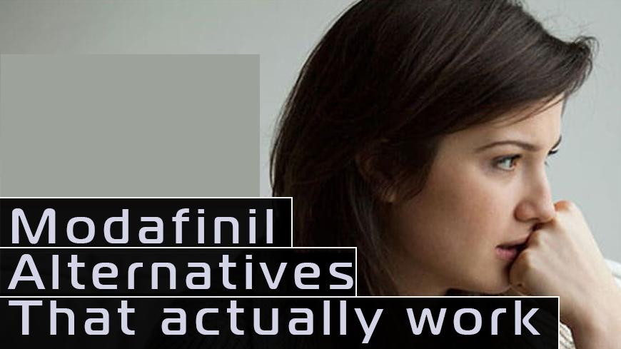modafinil alternatives