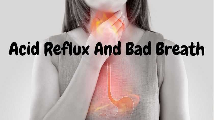 acid reflux and bad breath