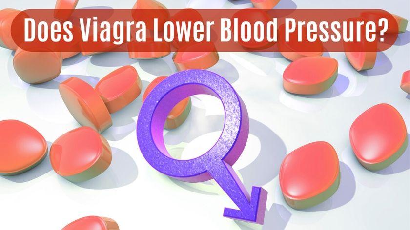 viagra and blood pressure