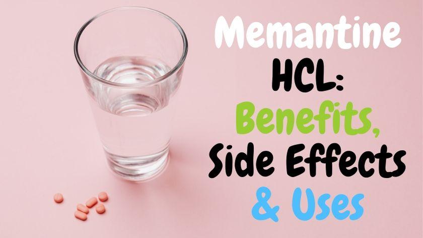 memeantine hcl