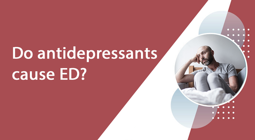 Antidepressants And ED