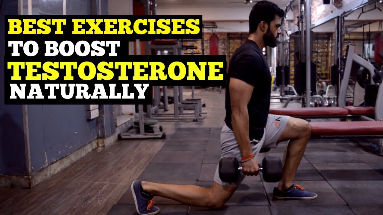 Best Exercises to Boost Testosterone
